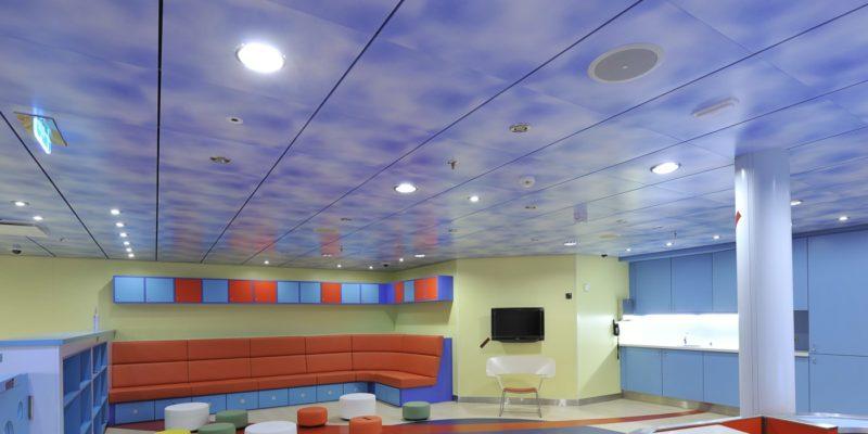 Lautex acoustics ceilings