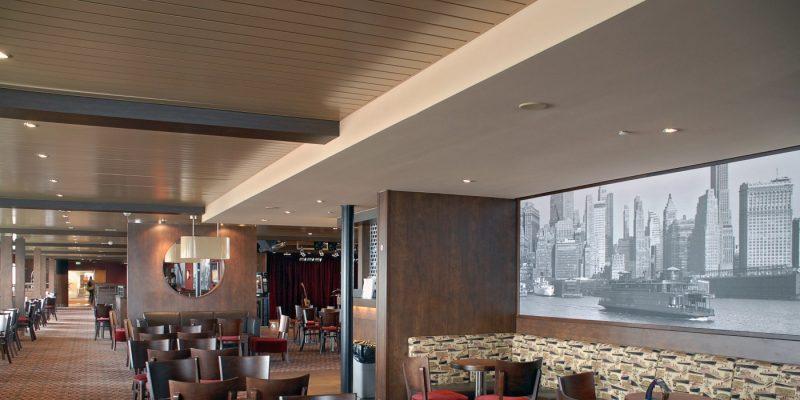 Profile ceilings